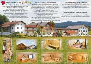 Familienurlaub im Ferienhaus buchen im Bayerischen Wald im Landkreis Regen