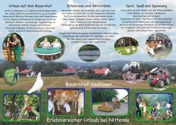 Urlaub auf dem Bauernhof Bayern - Vorlagen, Entwürfe - Mustertexte Mustervorlagen