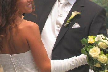 Hochzeit Musik Braupaar tanzen