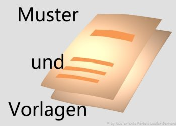 Muster Kooperationsvertrag Schule Texte
