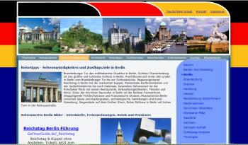 Deutschland Portal Bundesland Ferienportal