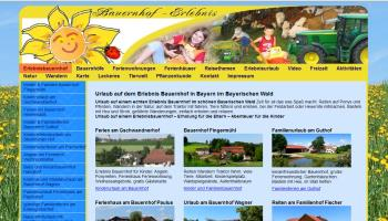 Portal für Urlaub auf dem Bauernhof