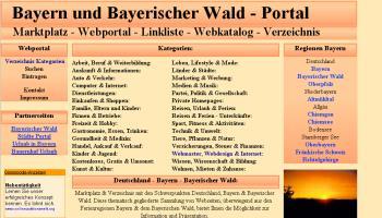Webportal Bayern Webkatalog