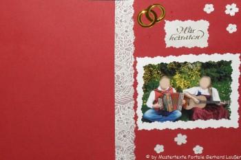 Texte Einladungskarten Hochzeit Muster Einladung